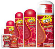 Wet Warming Gel Lubricants